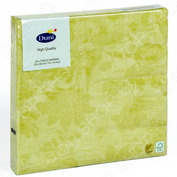 Салфетки бумажные Duni 158951