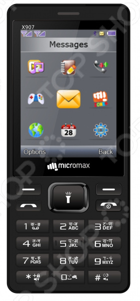 Мобильный телефон Micromax X907 сотовый телефон micromax x907