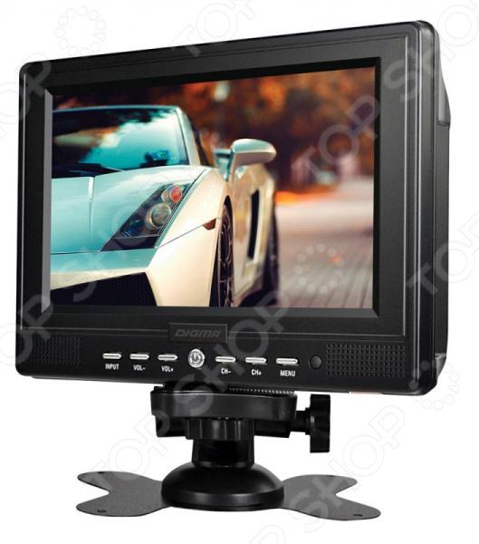 Телевизор автомобильный Digma DCL-700