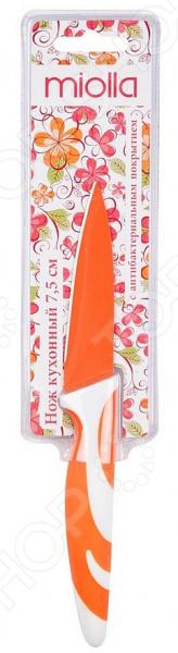 Нож Miolla кухонный «Оранжевый»
