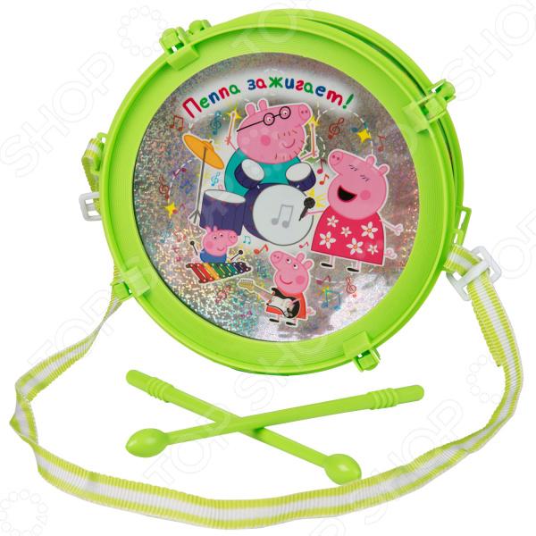Барабан игрушечный Peppa Pig «Барабан Пеппы»
