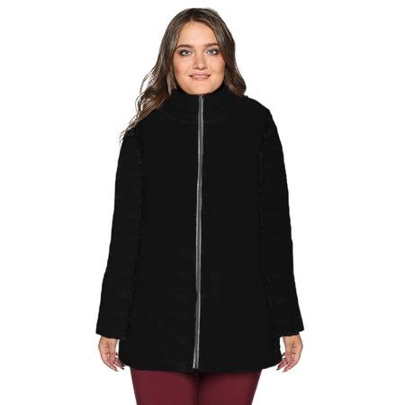 Купить Куртка Лауме-Лайн «Сезонное удовольствие». Цвет: черный