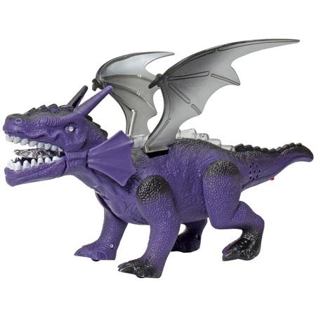 Купить Игрушка-робот интерактивная 1 Toy Darkonia «Динозавр с крыльями»