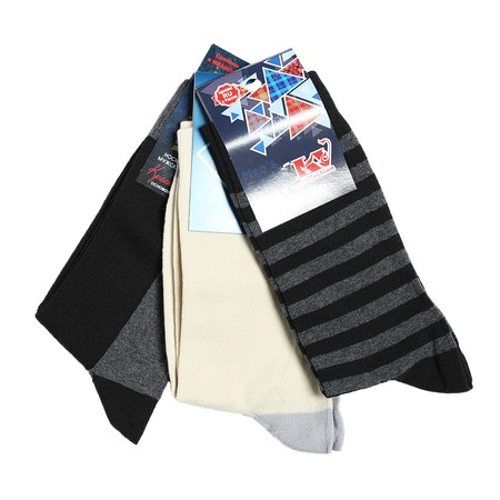 Купить Подарочный набор носков мужской 3 пары. Цвет: в ассортименте
