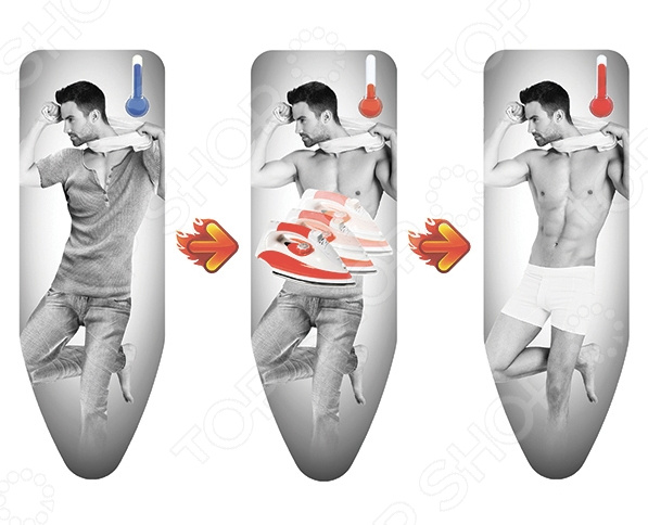 Zakazat.ru: Чехол для гладильной доски Colombo New Scal Boy