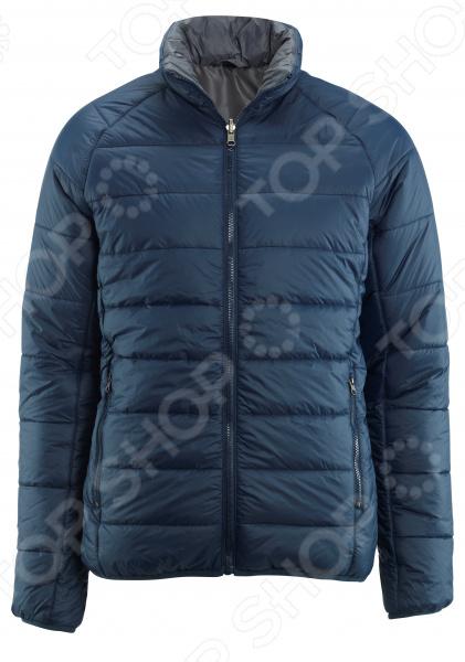 Куртка утепленная мужская Walkmaxx Fit Молнию, расположенную спереди, легко расстегивать и застегивать...