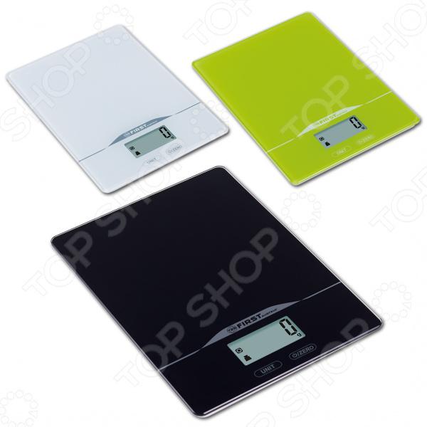 Весы кухонные First 6400-2