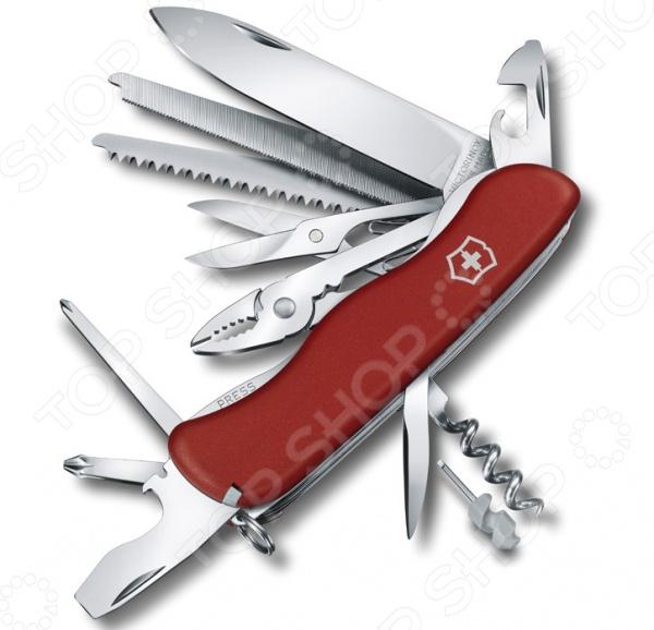 Нож перочинный Victorinox WorkChamp 0.8564 стоимость