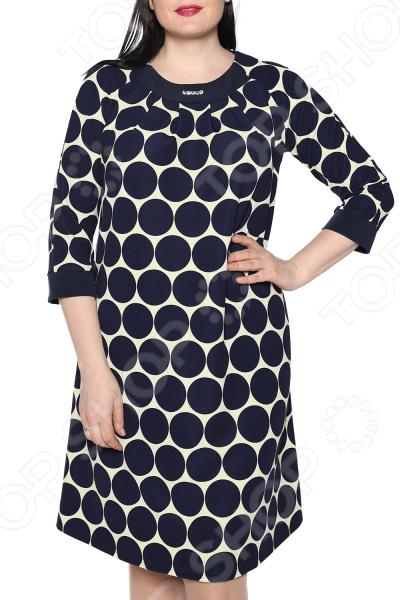 Платье Лауме-Лайн «Дама сердца». Цвет: молочный