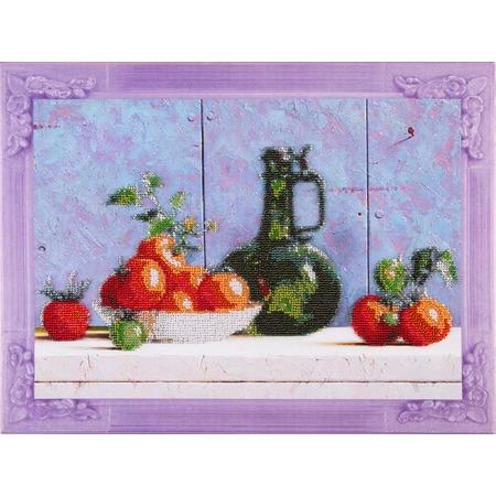 Купить Набор для вышивания бисером Color Kit «Итальянский натюрморт»