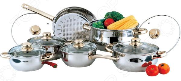 Набор посуды Bekker BK-202