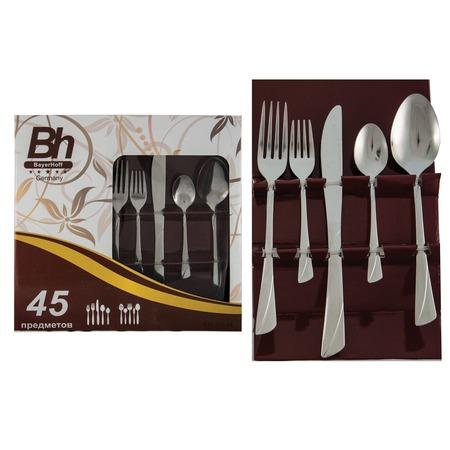Купить Набор столовых приборов Bayerhoff BH-5184