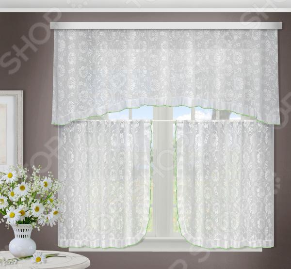 Комплект штор Zlata Korunka Country Style комплект штор с покрывалом для спальни в москве
