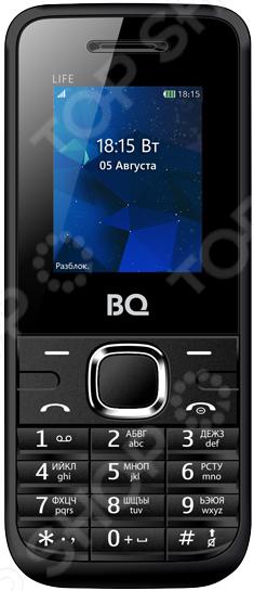 Телефон мобильный BQ «Лайф» цифровые рамки