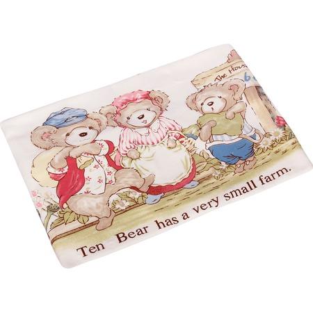 Купить Плед детский Dream Time Bear a family
