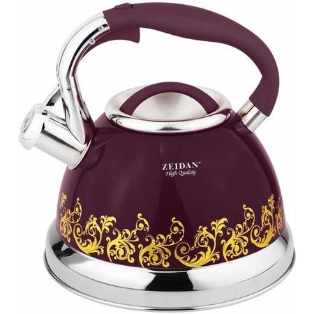 Купить Чайник со свистком Zeidan Z 4220