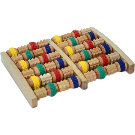 Купить Массажер деревянный для ног