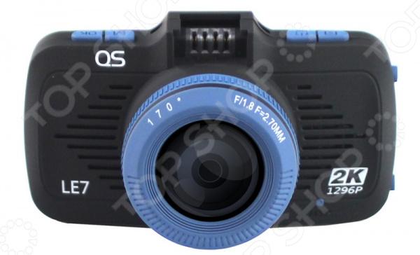 Видеорегистратор QS LE7 видеорегистратор qstar le7