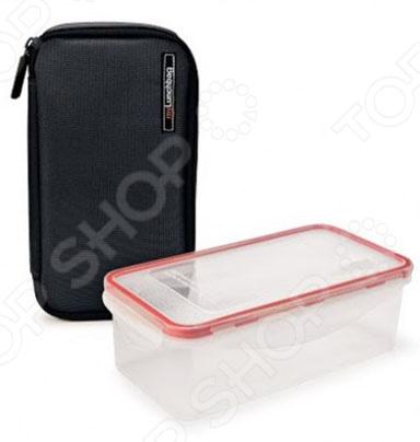 Термоланчбокс с контейнерами IRIS Barcelona Nano 1050ml сова обед коробка бенто еда безопасный пластик еда пикник контейнер портативная коробка