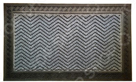 Коврик придверный Gangadhara «Индия. Зигзаг»