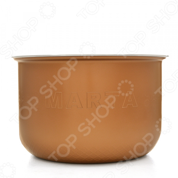 Чаша для мультиварки универсальная ELGREEN Для вашего удобства внутри чаши предусмотрена мерная шкала Чаша...