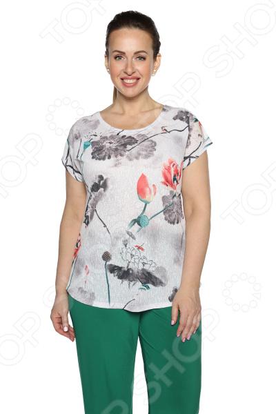 Блуза Blagof Блуза «Мерси». Цвет: серый
