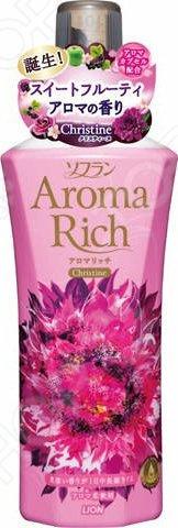 Кондиционер для белья Lion Aroma Rich Christine с фруктовым ароматом