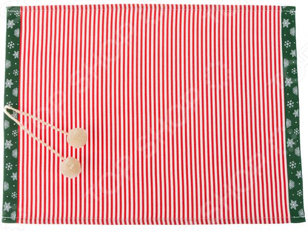 Салфетка для сервировки «Новогодняя» 850-533-56