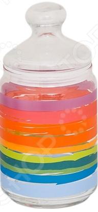 Банка для сыпучих продуктов Luminarc Color Pencil