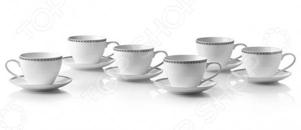 Чайный набор Esprado Arista White цена