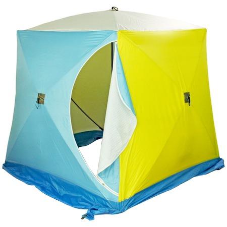 Купить Палатка СТЭК «Куб 1» трехслойная