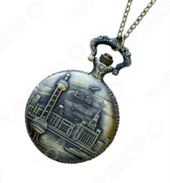 Кулон-часы Mitya Veselkov «Шанхай»