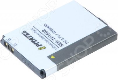 Аккумулятор для телефона Pitatel SEB-TP1602 аккумулятор для телефона pitatel seb tp321