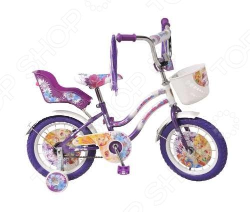Велосипед детский Navigator с корзиной WINX T2 Navigator - артикул: 802909