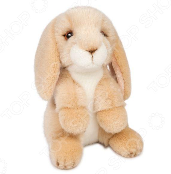 Мягкая игрушка Maxitoys «Кролик стоячий» мягкие игрушки maxitoys бульдог рокки в перчатках