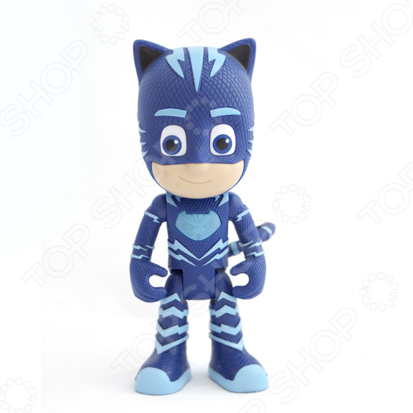 Игрушка-фигурка со звуком PJ Masks «Кэтбой»