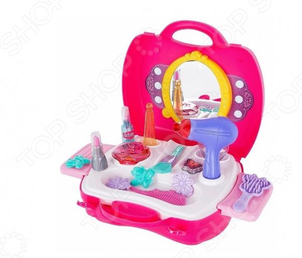 Игровой набор для ребенка 1 Toy в чемоданчике «Профи. Стилист»