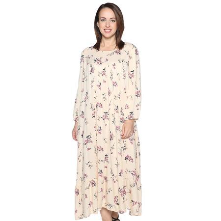 Купить Платье Полное счастье «Непредсказуемая красота». Цвет: светло-бежевый