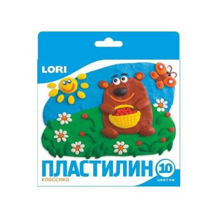 Купить Набор пластилина Lori 29956