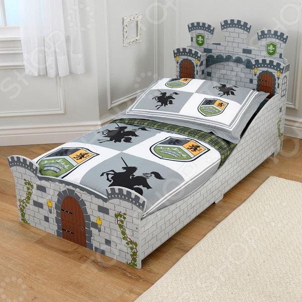 Кроватка детская KidKraft «Рыцарский замок» детская кровать kidkraft детская кровать рыцарский замок