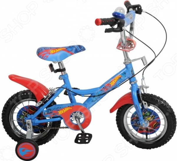 Велосипед детский Navigator Hot Wheels KITE велосипед детский navigator hot wheels 14 1 скорость