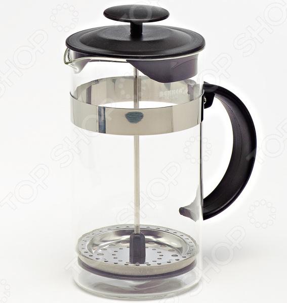 Френч-пресс Bekker BK-391 френч пресс bekker bk 364 0 6 л металл стекло серебристый