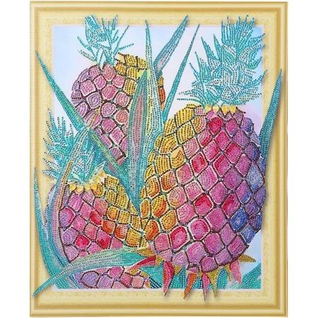 Купить Набор для творчества Color Kit «Алмазная мозаика». Рисунок: «Алмазное изобилие»