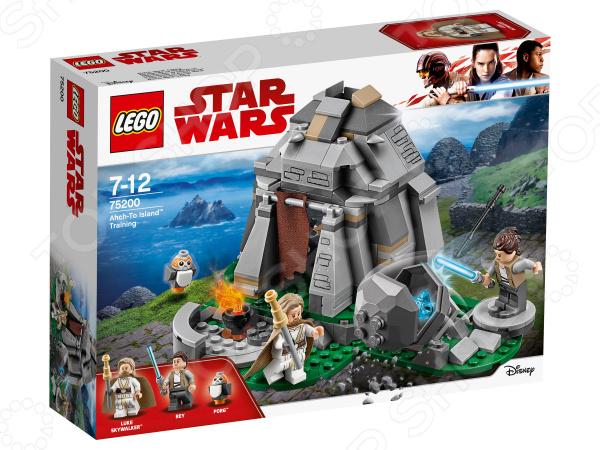 Конструктор игровой LEGO Star Wars «Тренировки на островах Эч-То»