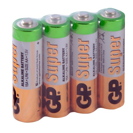 Батарейка алкалиновая GP АА