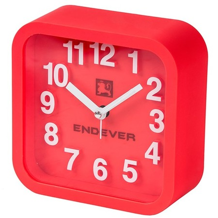 Купить Часы-будильник Endever RealTime 15