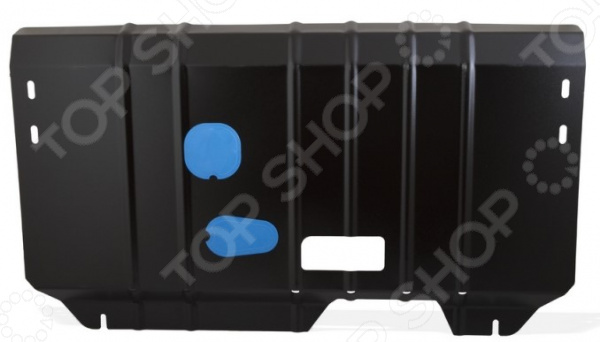 Комплект: защита картера и крепеж NLZ для Ford Transit FWD, 2014 1pcs right left car tail lamp light lens replacement for ford transit connect 2009 2014
