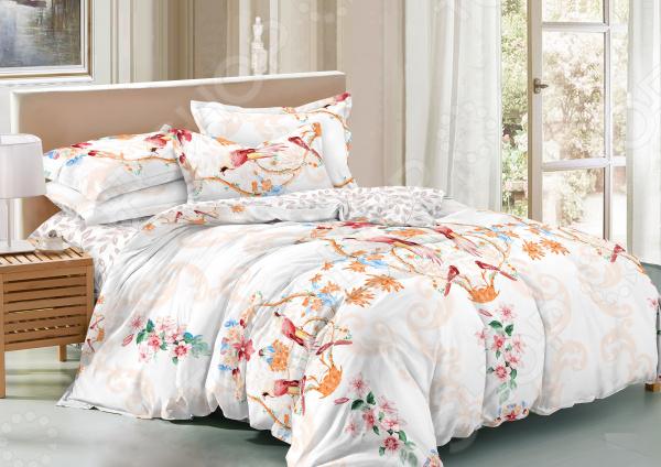 Комплект постельного белья La Noche Del Amor 763 постельное белье la noche del amor комплект постельного белья дуэт сатин рисунок 680