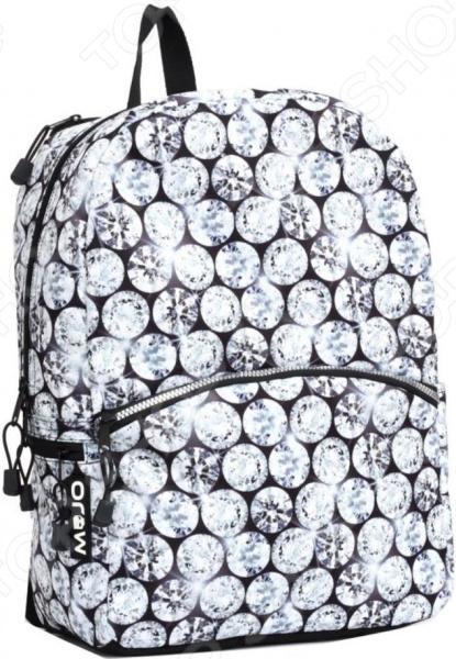 Рюкзак со встроенными светодиодами Mojo Pax Diamonds LED