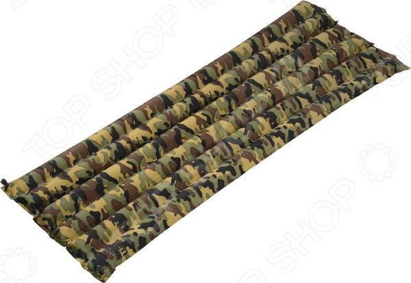Коврик самонадувающийся Tengu MK 3.71M Woodland спальный мешок tengu mark 2 32 sb